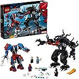 乐高(LEGO) 超级英雄 蜘蛛侠 vs.毒液 76115