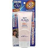 スキンアクア サラフィットUVさらさらエッセンス アクアフローラルの香り (SPF50+ PA++++) 80g