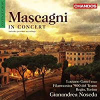 Mascagni in Concert by Ganci (2013-09-24)