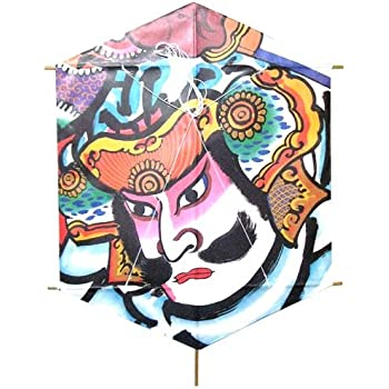 日本製 凧 カイト 日本の伝統凧 手作り凧 高級和凧 六角凧 謙信凧