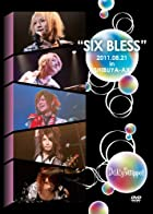 SIX BLESS2011.08.21inSHIBUYA-AX [DVD](在庫あり。)