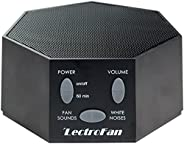 Adaptive Sound Technologies LectroFan High Fidelity White Noise Machine with 20 Unique Non-Looping Fan and White Noise Sound