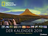National Geographic Der Kalender 2019: Best of National Geographic - Posterkalender