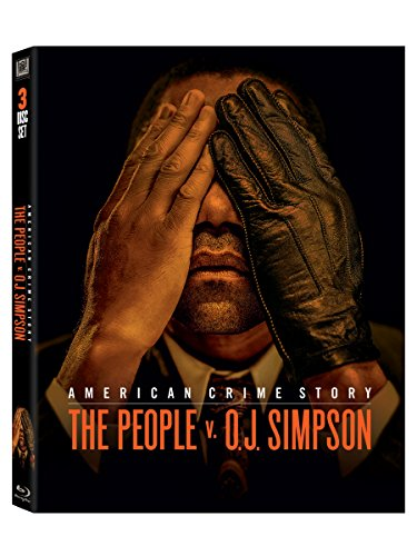 American Crime Story: The People v. O.j. Simpson Blu-ray