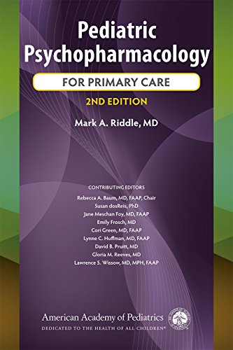 Download Pediatric Psychopharmacology for Primary Care 1610021991