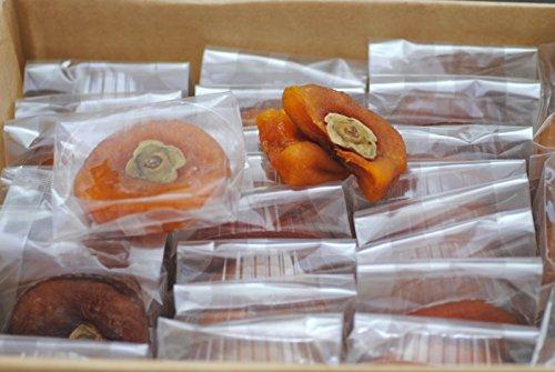 訳あり あんぽ柿 和歌山産 1個(60~79g)入×24袋 1.4~1.8kg ご家庭用