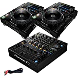 PIONEER CDJ-2000NXS2+DJM-900NXS2 SET
