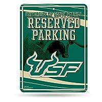 NCAAメタル駐車場サイン グリーン