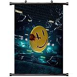 Warhammerオンラインゲームアートポスターホーム装飾壁スクロールポスターファブリックペイント(60× 90cm ) 24  x 36  Inch HKM-ER1405-ZTV