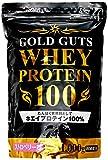 ゴールドガッツ ホエイプロテイン100 ストロベリー味 1000g