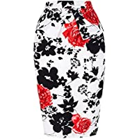 GRACE KARIN Women's High Waist Bodycon Vintage Pencil Skirt