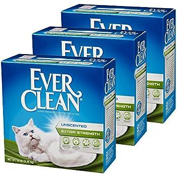 EVERCLEAN 猫砂 [正規代理店品] 小粒微香タイプ 6.35kg×3個