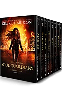 The Complete Soul Guardians Collection: Books 1-8 by [Richardson, Kim]