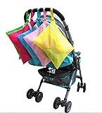 外出 旅行 に 便利 衣類 カラー分別 収納 袋 防水 仕様 選べる セット (4色) …