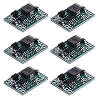 ミニMP1584EN DC-DCバックコンバータ調整可能パワーステップダウンモジュール24V〜12V 9V 5V 3V、6パック
