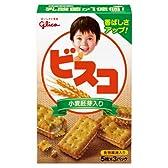 グリコ ビスコ<小麦胚芽入り> 15枚×10箱
