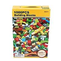 教育レンガおもちゃで1000ピースDIY・ビルディング・ブロックセットの市クリエイティブ