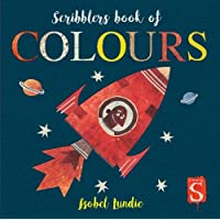 Scribblers Colours Board Book (Scribblers Board Book)