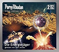 Perry Rhodan Silber Edition 112: Die Energiejaeger (2 MP3-CDs)