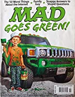 Mad Magazine Issue # 494 October 2008 [並行輸入品]