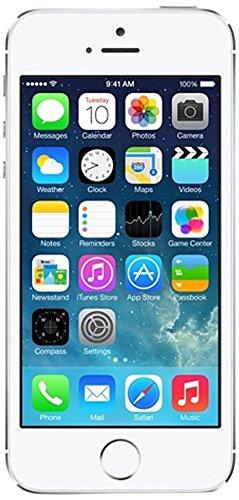 アップル iPhone 5S 32GB シルバー (Softbank)