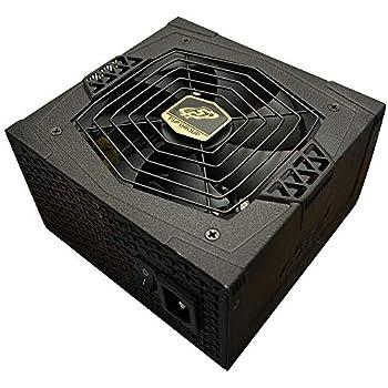 オウルテック 80PLUS GOLD取得 HASWELL対応 ATX電源ユニット 3年間新品交換保証 FSP AURUM Sシリーズ 600W AS-600