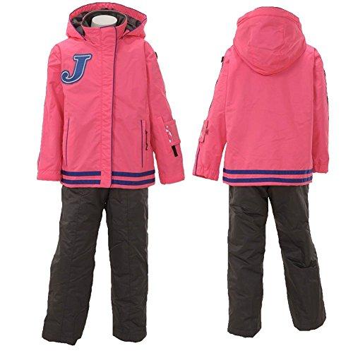 [해외]주니어 여자 사이즈 조절 가능 스키웨어 내수압 2000mm/Junior girl size adjustable ski wear water pressure 2000 mm