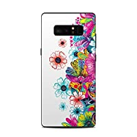 Decalgirl Samsung Galaxy Note 8用スキンシール Intense Flowers