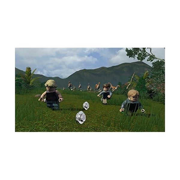 LEGO (R) ジュラシック・ワールド - PS3の紹介画像6