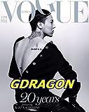 VOGUE korea 8月号(2016)A/表紙画報G-DRAGON【8点構成】/韓国版/ BIGBANG/GDRAGON