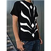 とある魔術の禁書目録 一方通行Tシャツ ブラック サイズ:XS