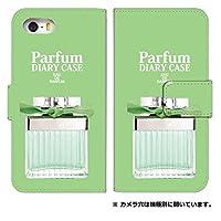 スマホケース 手帳型 アイフォン5sケース 8119-C. 香水C iphone5s iphone5se iphone5 ケース [iphone5s] アイフォンファイブエス