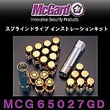 McGard マックガード MCG-65027GD スプラインドライブ・インストレーションキット M12X1.25 ゴールド MCG-65027GD