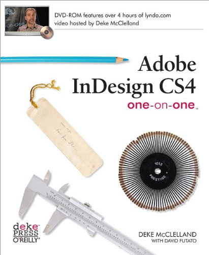 Download Adobe InDesign CS4 One-on-One 059652191X