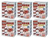 【全6種類セット】トミカ消防車両 炭酸入浴料 ミニトミカ入り ももの香り フルコンプ