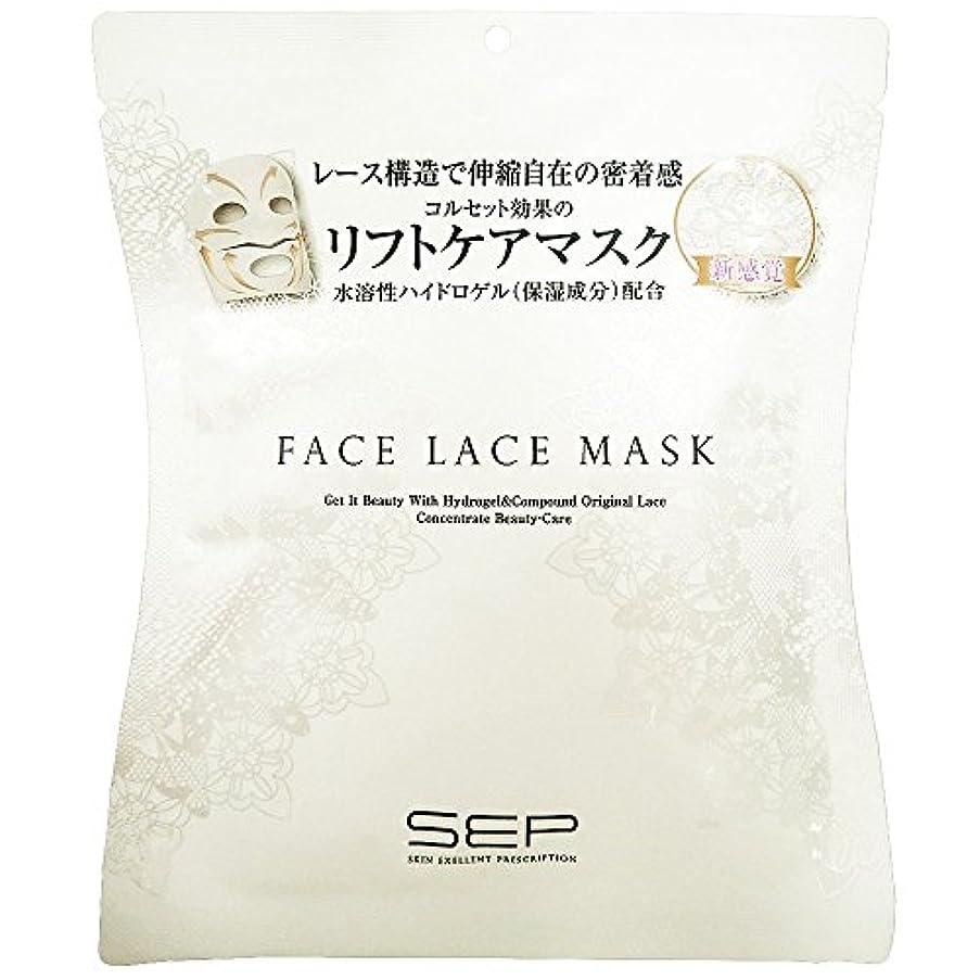 磁石基礎過度のSEP フェイスレースマスク 30ml