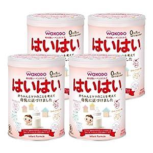 和光堂 レーベンスミルク はいはい810g×4缶の関連商品4