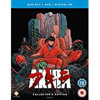Akira: The Collectors Edition - Triple Play Edition