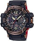 [カシオ]CASIO 腕時計 G-SHOCK グラビティマスター GPSハイブリッド電波ソーラー GPW-1000RG-1AJF メンズ