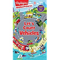 Hidden Pictures® Let's Count Vehicles (Highlights(TM) Hidden Pictures® Foldout-Fun Puzzle Books)