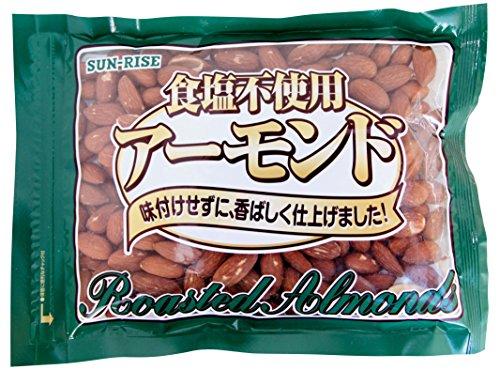 サンライズ 食塩不使用アーモンド 200g