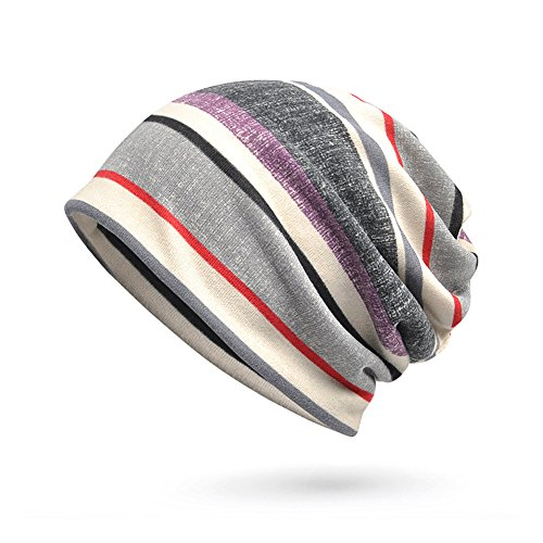 Anmida(ANMIDA)超薄夏季針織帽帽羅紋棉手錶帽男裝女裝帽帽的大尺寸大泉夏,秋松棉薄夏天春夏季和秋季