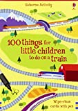 100 Things to do a Train (Activity and Puzzle Cards)