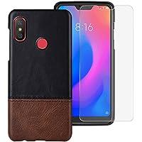 Xiaomi Mi A2 Lite Card Holder Case, Xiaomi Mi A2 Lite Wallet Case Slim, Xiaomi Mi A2 Lite Folio Leather case cover Shockproof Case with Credit Card Slot, Durable Protective Case for Xiaomi Mi A2 Lite