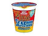 日清食品 カップヌードル レッドシーフードヌードル 75g×20個