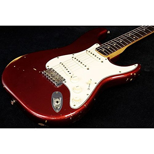 Fender / Stratocaster Candy Apple Red