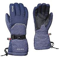 KOMBI (コンビ)45881 The Gifted Mens Glove1601 Blue Jeans メンズ グローブ スノーボード スキー サイズ-M