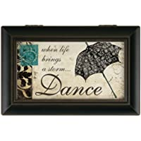 Carson Home Accents 18062 Dance Jo Moulton Music Box, 15cm by 10cm by 6.4cm