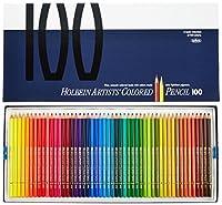 ホルベイン 色鉛筆 100色 セット 紙函