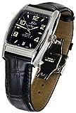 Amazon.co.jpXezo for Unite4:good インコグニト・トノーLサイズ自動時計、スイス製サファイアクリスタル使用、シチズン式ムーブメント、耐水性:10ATM、レトロ・スタイル。[並行輸入品]
